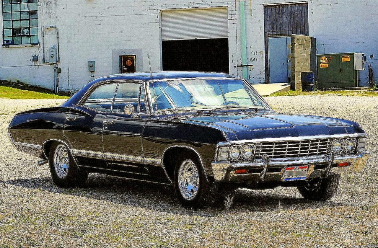 Chevrolet Impala 1967 Wallpaper