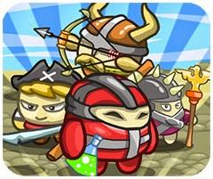 Chiến binh ninja lùn, game hanh dong
