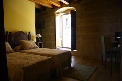 Habitación doble Casa Rural Osante