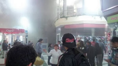 TERREMOTO 6,6 GRADOS EN CHILE, 31 DE OCTUBRE 2013