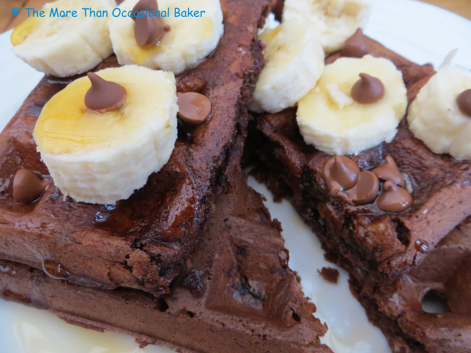 The more than occasional baker: Banana, chocolate and ...