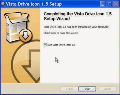 Индикатор заполнения дисков в Windows XP