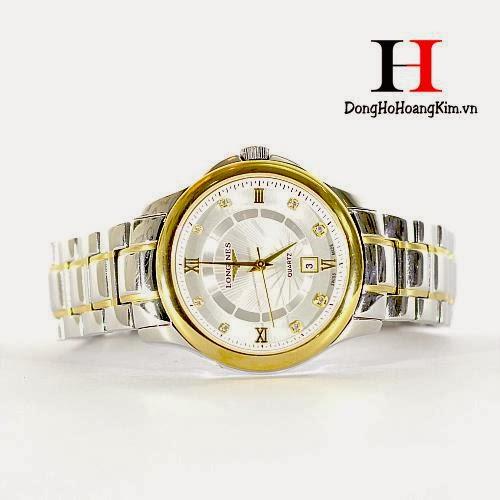 Đồng hồ nam dây inox