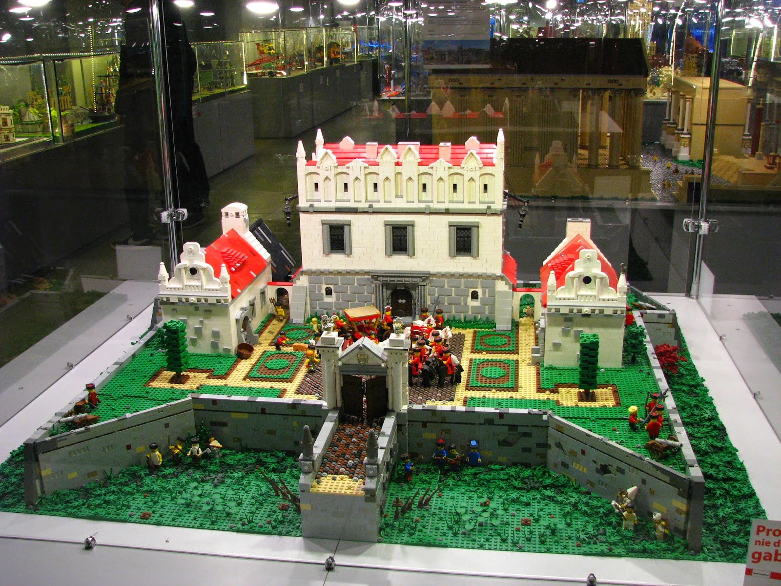Coś Dla Małych I Dużych Chłopców Czyli Wystawa Klocków Lego