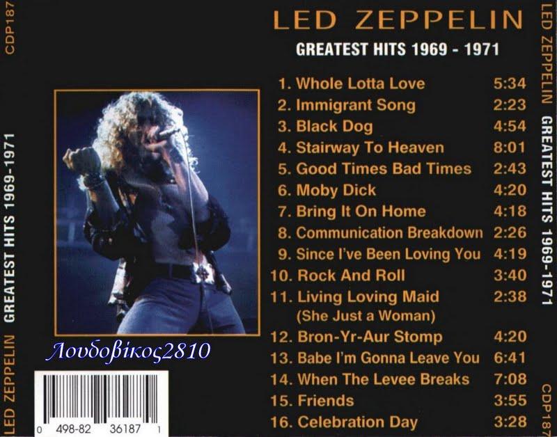 Led zeppelin greatest hits 1969 1971 back jpg