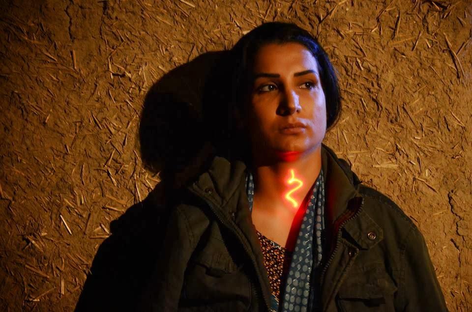 صور الفنانة جمانة كريم العراقية