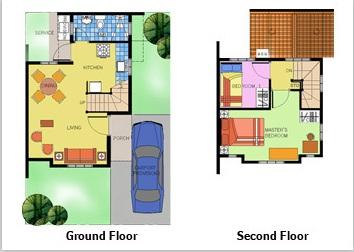 Marvela house model camella homes