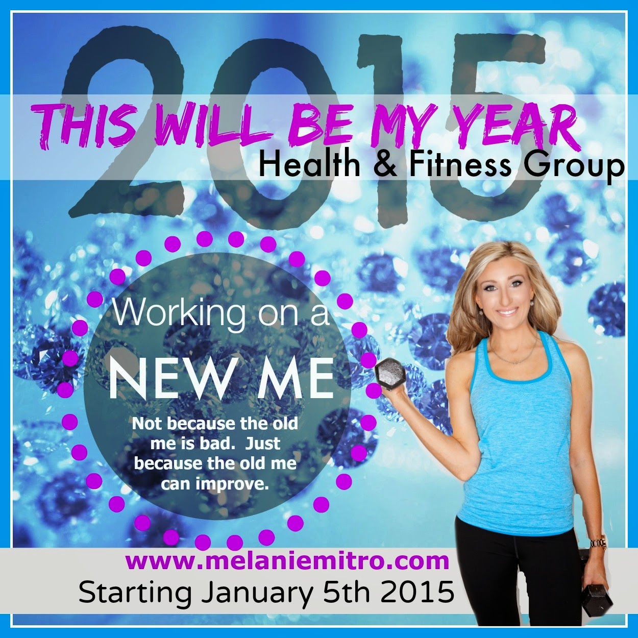 New Year, New You challenge Group, Support, Accountability, Fitness, Nutrition, Melanie Mitro, Insanity Max30, T25, 21 Day Fix, Piyo