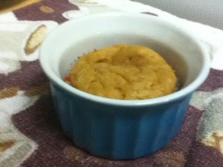Cupcake in Ramekin