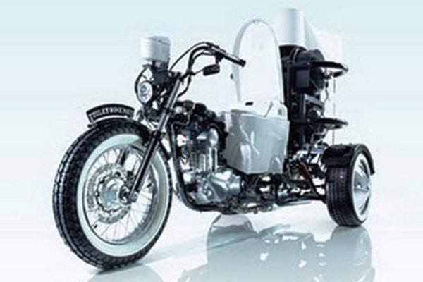 Toilet Bike Neo