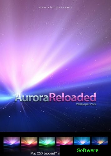 Aurora Reloaded Wallpaper Pack