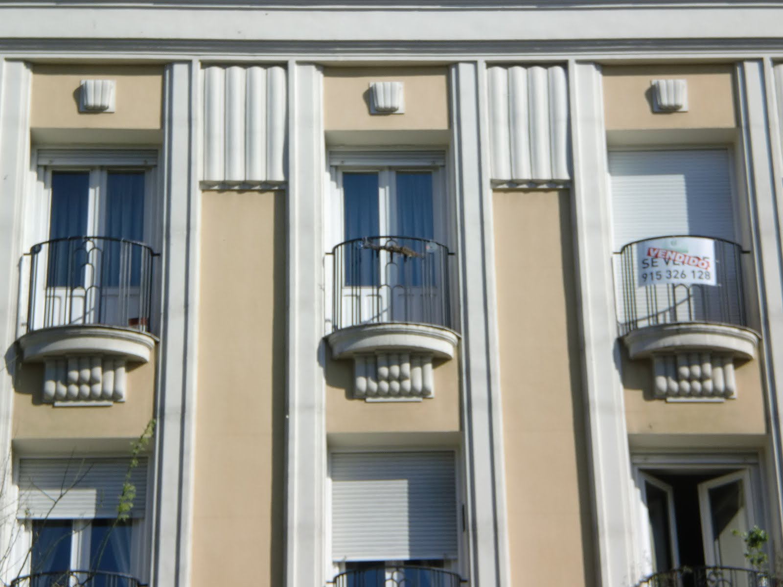 Madrid art dec oficina de banesto for Oficina banesto