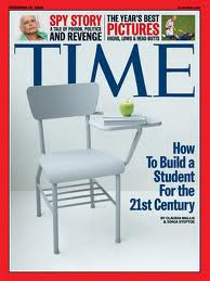 time magazine cover on 21st century students