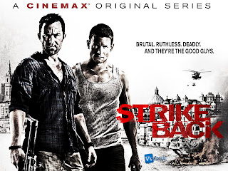 Strike Back Philip Winchester Sullivan Stapleton HD Wallpaper