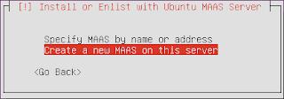 Instalasi Ubuntu MAAS