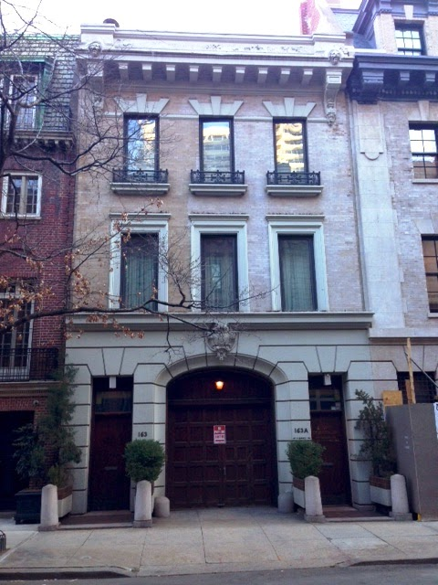 Daytonian in manhattan the jules s bache carriage house for New house music