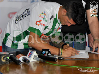 Oriente Petrolero - Rubén de la Cuesta - DaleOoo.com web del Club Oriente Petrolero