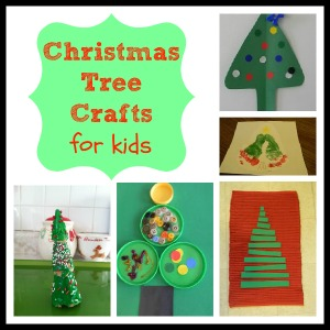 Christmas crafts for kids,