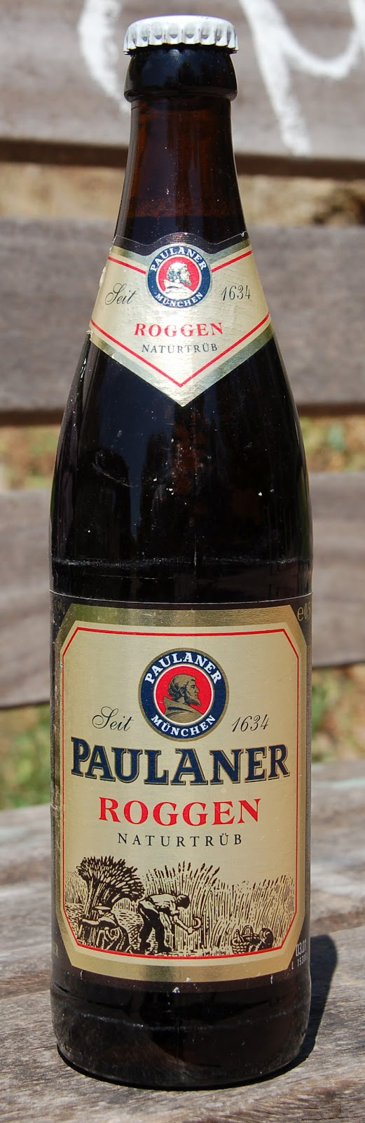 Image result for Paulaner Roggen