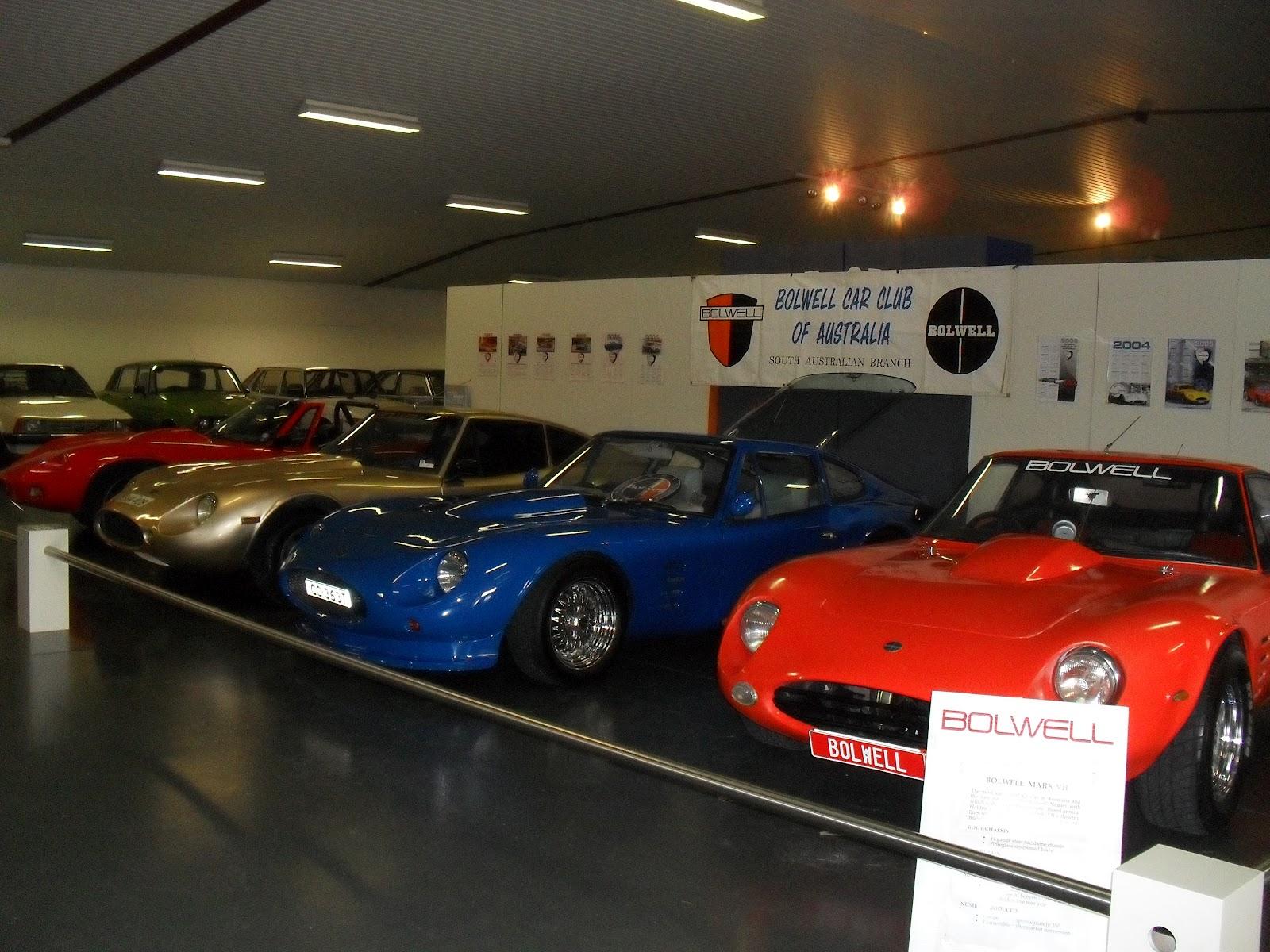 Bolly Blog National Motor Museum Birdwood Sa