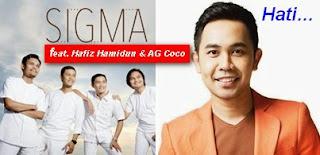 Sigma feat. Hafiz Hamidun - Hati