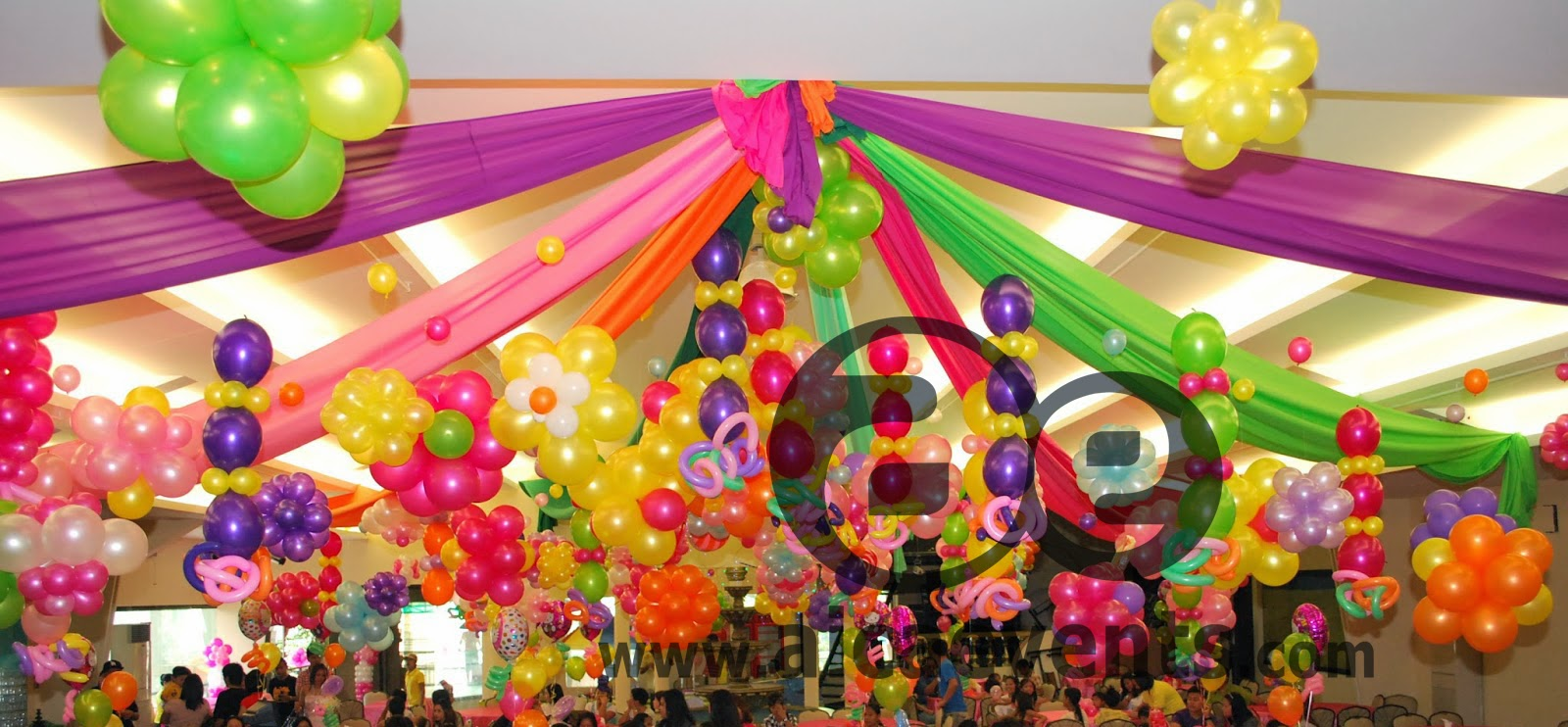 aicaevents Hello Kitty Themed Birthday Party Decorations