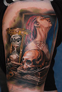 Skull Tattoos Finding Excellent Artwork of Skulls Online