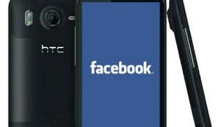 ponsel HTC dipadu dengan facebook HTC Status