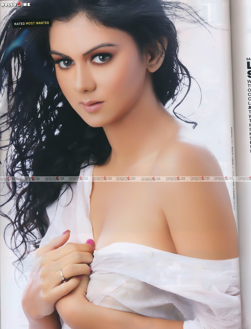 Kamna Jethmalani MAXIM Scans