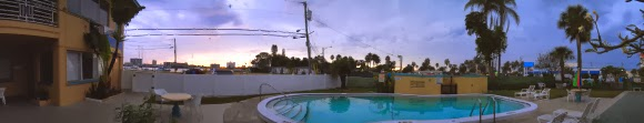 Unterkunft in Clearwater - Traveler Motel