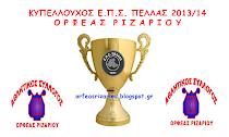 ΚΥΠΕΛΛΟΥΧΟΣ Ε.Π.Σ. ΠΕΛΛΑΣ 2013/14