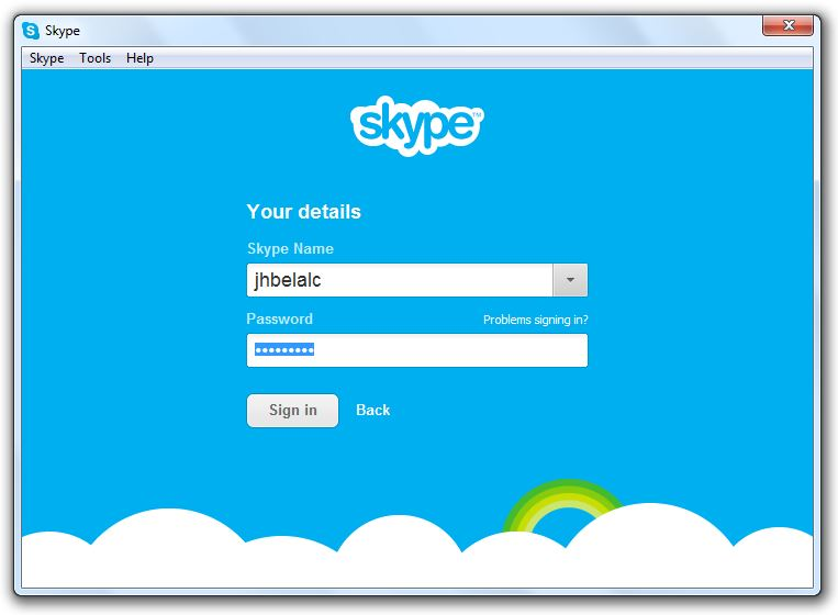Как найти скайп