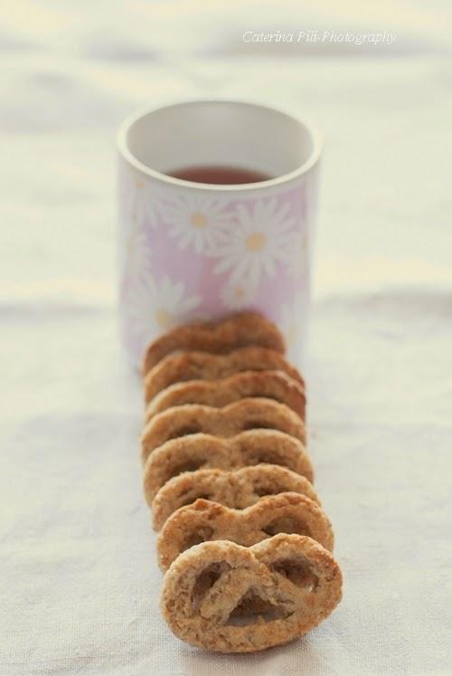 Biscotti integrali vegani