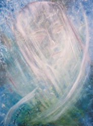 Νότα Κυμοθόη Ζωοδόχος Πηγή ή Η ψυχή της πηγής Ελαιογραφία σε μουσαμά