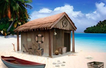Magic Island Escape 15