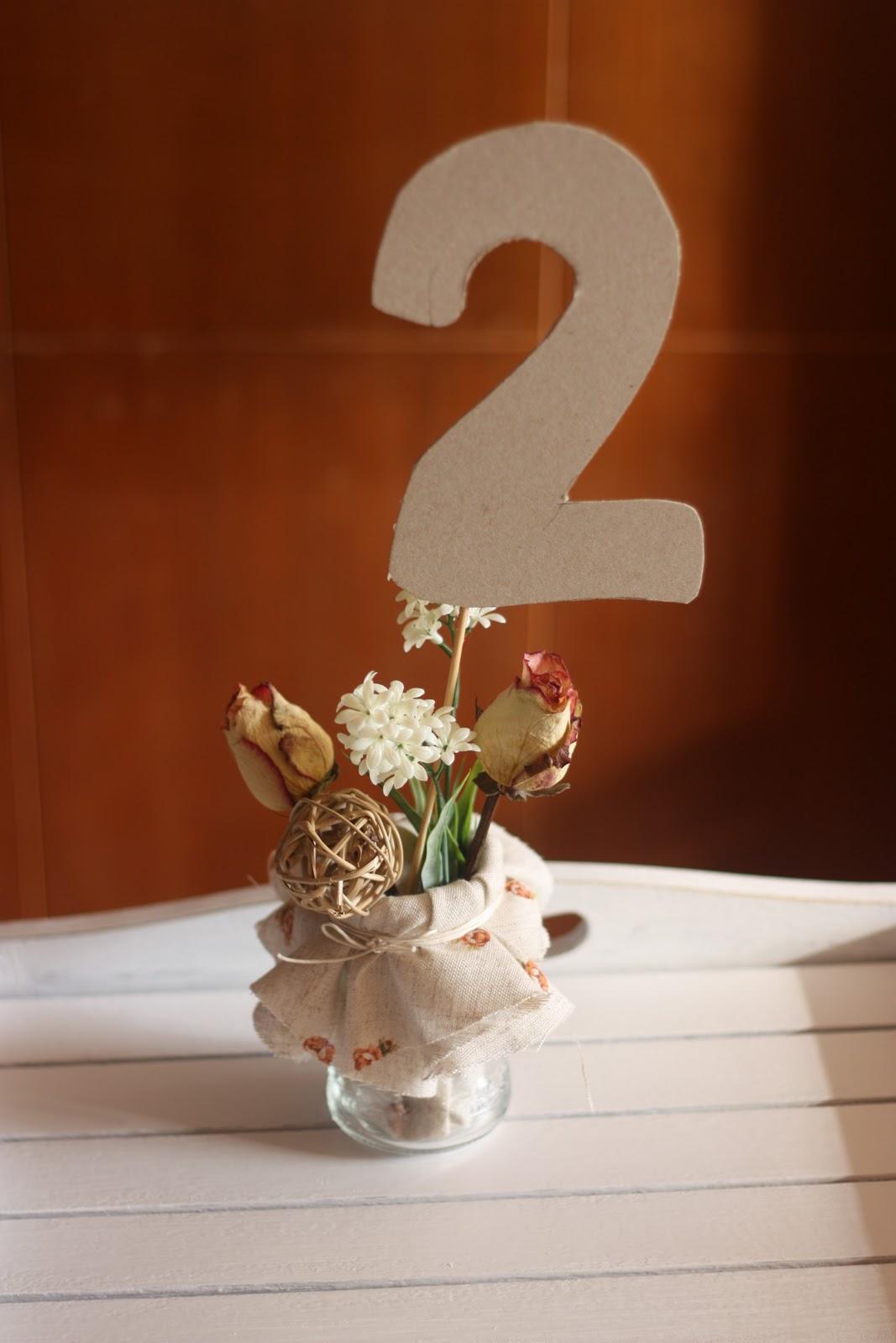 Petite mafalda diy centros de mesa para una boda - Mesa centro original ...