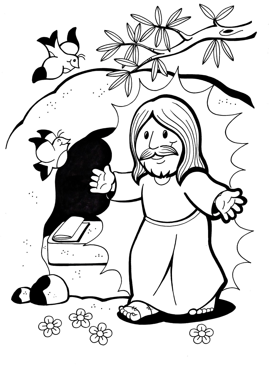 Camino hacia la Pascua: Recursos Catequesis Primer Domingo de Pascua