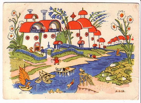 Алексей михайлович иллюстрировал две