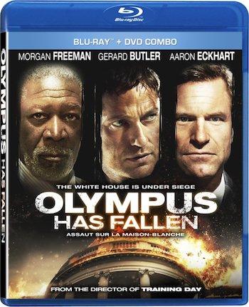 Olympus Has Fallen 2013 Dual Audio [Hindi English] BRRip 480p 300mb