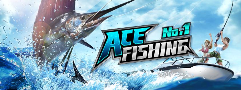 Ace Fishing: Wild Catch v1.2.1 Full Apk Mod