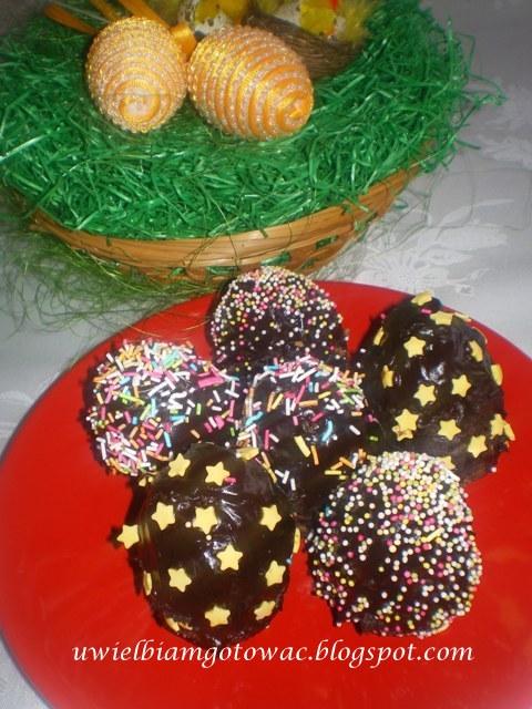 Bajaderkowe jajeczka