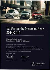 VanPartner 2014/2015