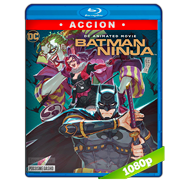 Batman Ninja (2018) BRRip 1080p Audio Dual Latino-Ingles