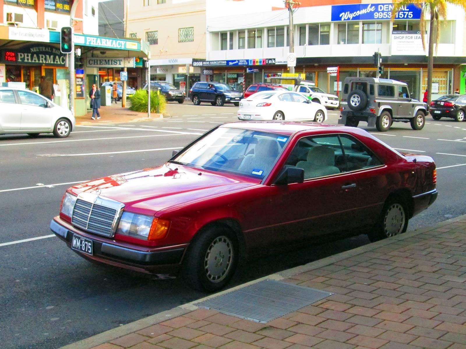 1989 mercedes benz w124 300 ce