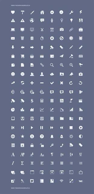 vectores minimalistas para el diseño web