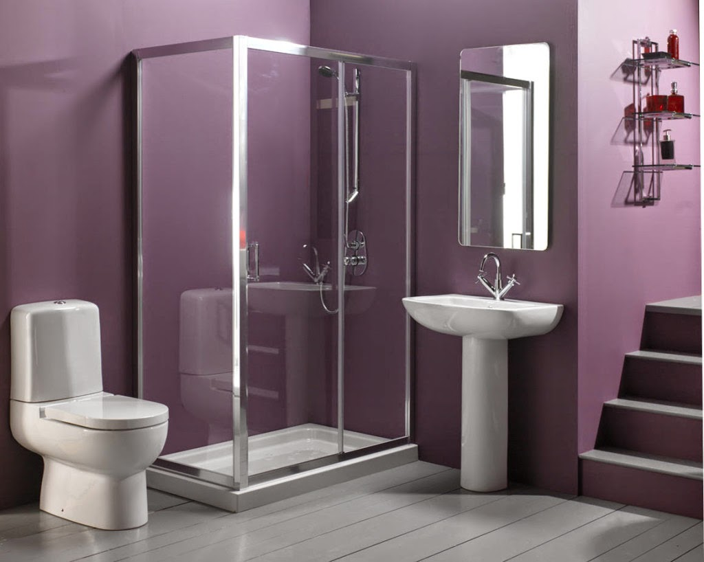 different ideas use for your bathroom designs