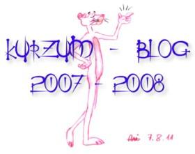 Kurzum-Blog vor 2008