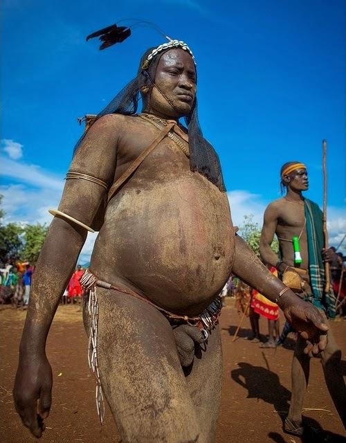 African tribal ritual of sex 2