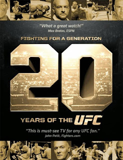 Fighting For A Generation: 20 Years Of The UFC (2013)