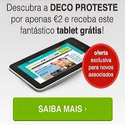 Ganha um tablet por apenas 2€